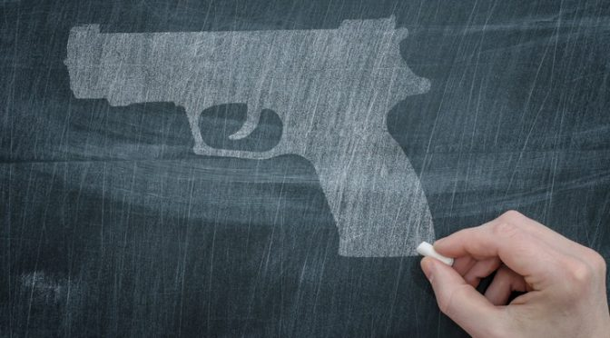 ICYMI: Survey of Counselors Reveals Strong Opposition to Arming Educators