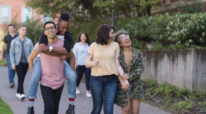Student-to-Student Advice for People of Marginalized Backgrounds
